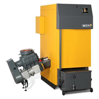 Caldera de astillas ETA HACK 20 - 200 kW